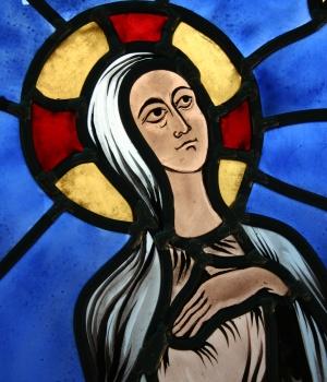 vierge (13iéme) 1